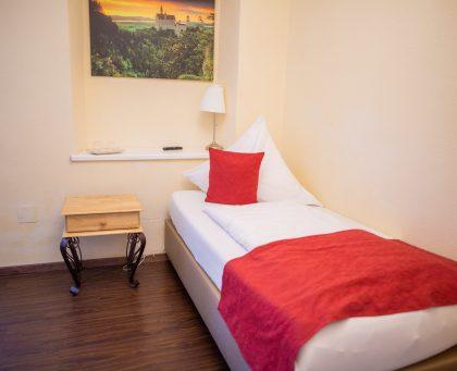 Hotel Ludwigs Füssen Einzelzimmer