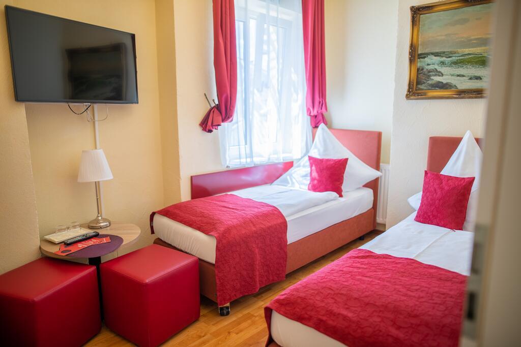 Hotel Ludwigs Füssen Hotelzimmer