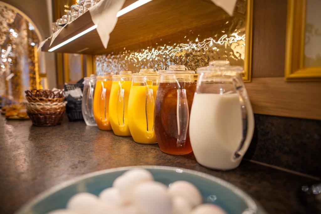 Hotel Ludwigs Füssen Frühstücksbuffet