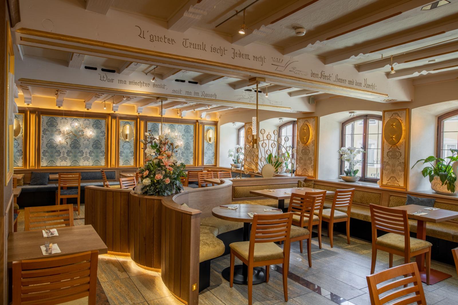 Hotel Ludwigs Restaurant