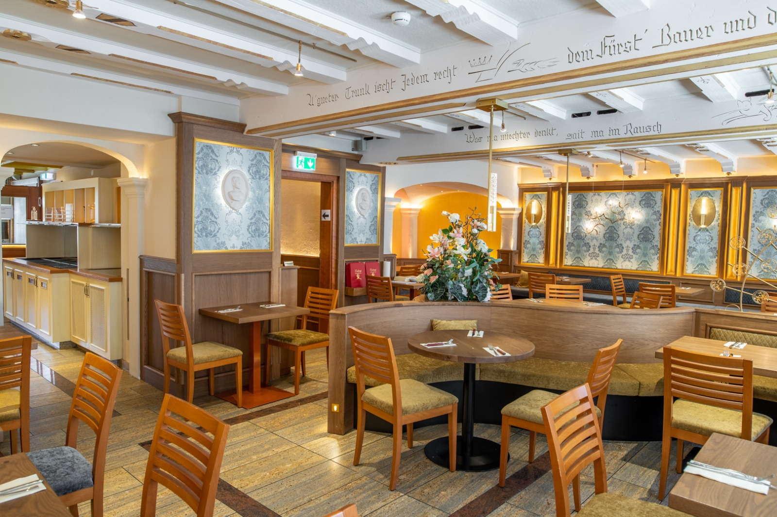 Hotel Ludwigs Füssen Restaurant
