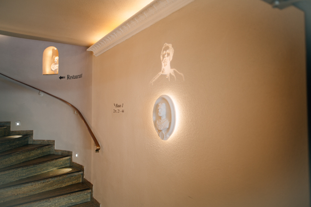 Hotel Ludwigs Füssen Innenbereich