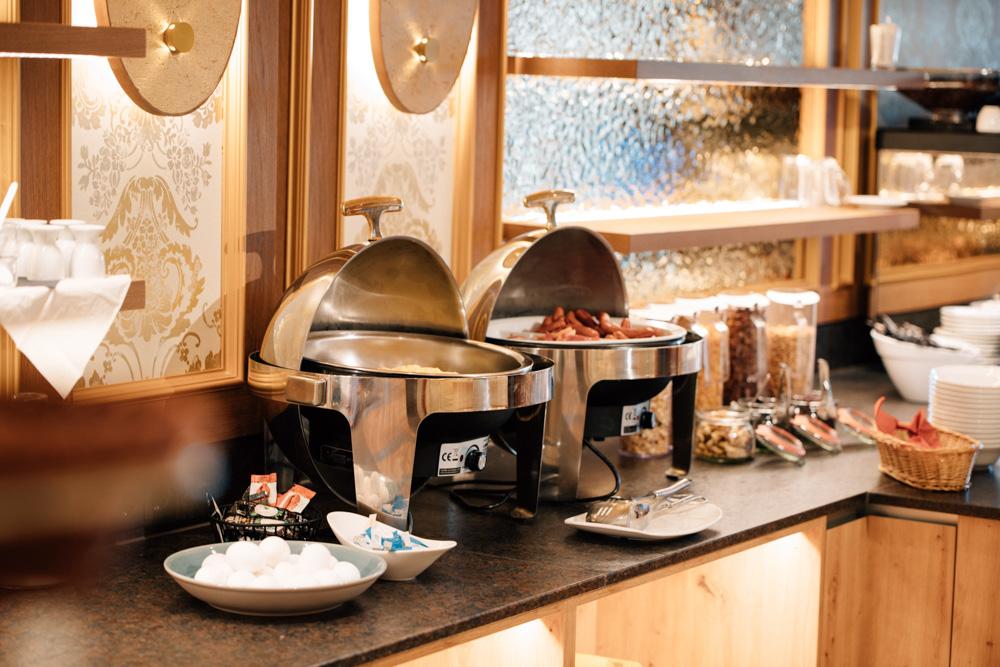 Hotel Ludwigs Füssen Frühstückbuffet
