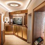 Hotel Ludwigs Rezeption