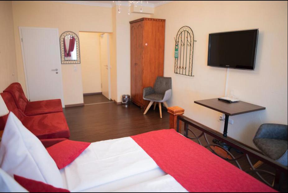 Hotel Ludwigs Hotelzimmer