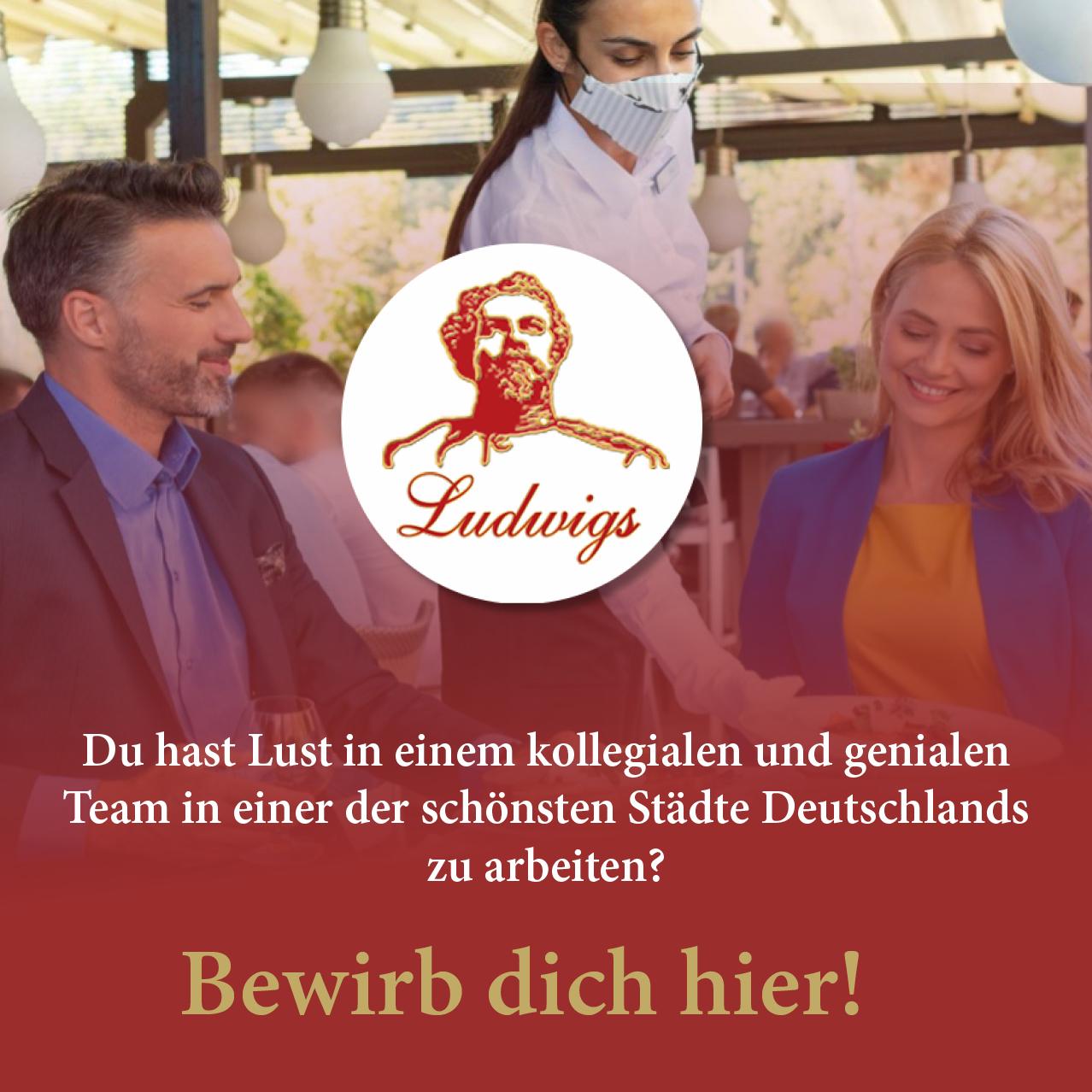Jobanzeige hotel Ludwigs