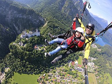 Die Lage paragliding
